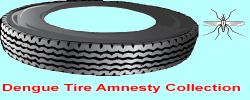 Dengue Tire Amnesty Collection Button sm