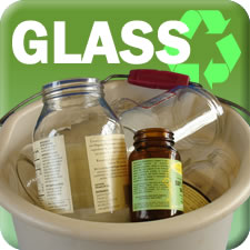 Non-HI-5 Glass Recycling