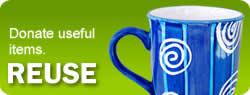 Donate Useful Items - Reuse